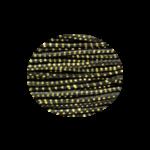 Negro con dorado