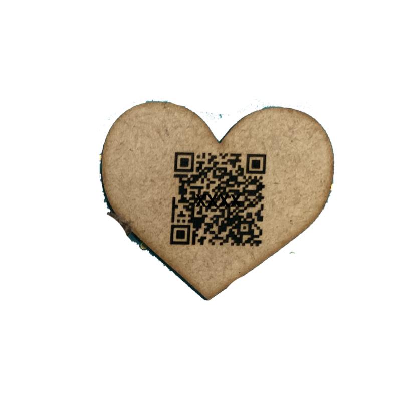 Corazón QR